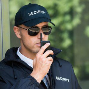 michigan security guard